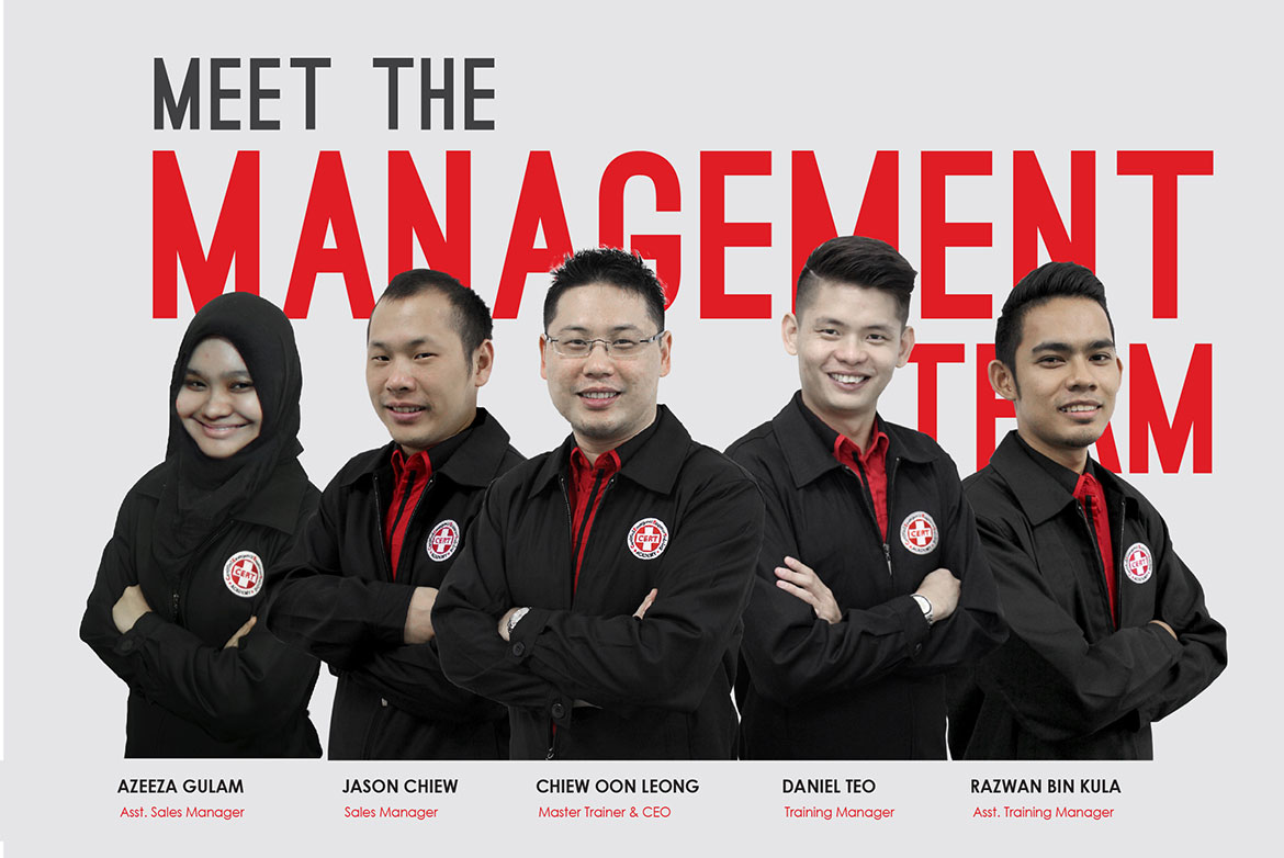 Management Team of CERT Academy