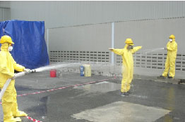 Chemical Spillage Control Training (HAZMAT) (1 day)