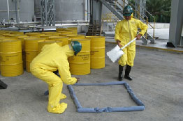 Chemical Management Spill Drill (2 days)