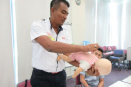 Basic Pediatric First Aid, CPR & AED Training (1 day)