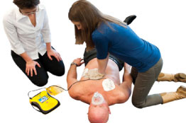 CPR & AED Training (1 day)