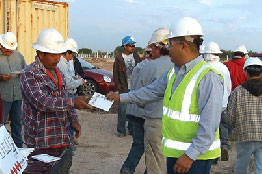 Hazard Identification, Risk Assessment and Risk Control (HIRARC) Training Course (2 days)
