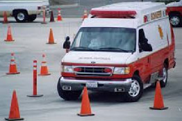 Basic Defensive Driving Training Course ( Emergency Vehicles ) (1 day)